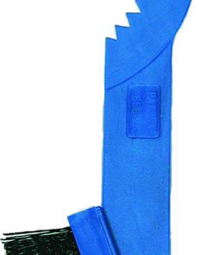Brush, Park Tool, GSC- Gear Cleaning Blue