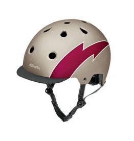 Helmet Eletra Medium Lightning 55 - 55 cm