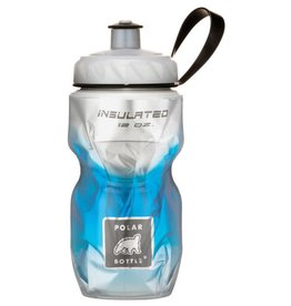 WATER BOTTLE POLAR 12OZ FADE BLUE