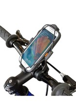 Computer Part BiKASE ElastoKASE Universal Phone Holder Black
