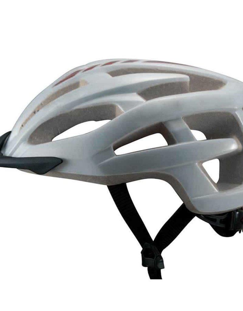 EVO, E-Tec Draft Pro, Helmet, White Light Grey, Unisize 54-60cm