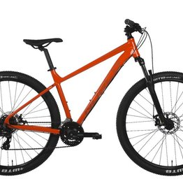 "Norco Storm 4 Small frame, 27"" wheel Orange - 2019"