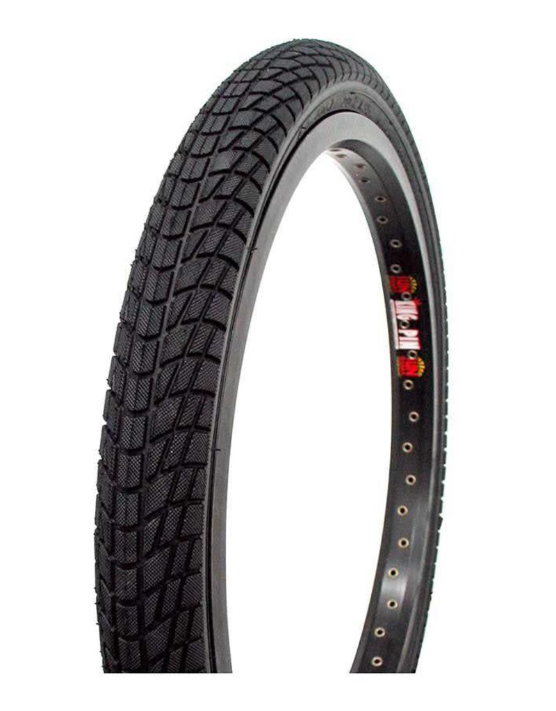 Kenda, Kontact Tire 20x1.95, Wire, SRC, Clincher, 27TPI, 40-65PSI, Black