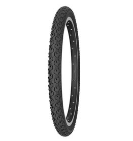 Michelin, Country Junior Tire, 16x1.75, Wire, Clincher, 22TPI, 29-58PSI, Black