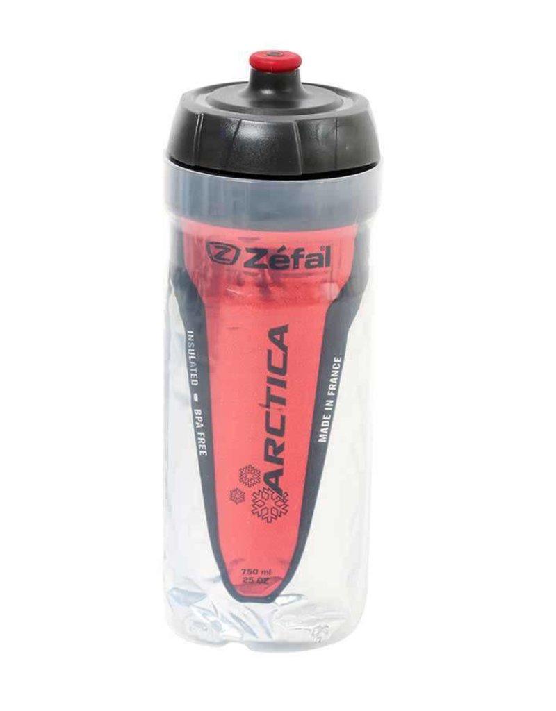 Zefal, Arctica, Water Bottle, 550ml / 18oz, Red