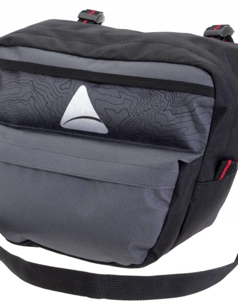 Axiom Seymour Oceanweave Handle Bar Bag P7