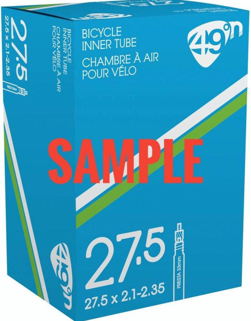 49N Tube 700 x 23 - 25c (27 X 1) Presta 160370