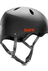 Bern, Diablo, Helmet, Matte Black, Medium 55.5 - 57cm