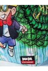 SprayGround SPRAYGROUND BACKPACK (B1350) RICHIE RICH MONEY WINGS