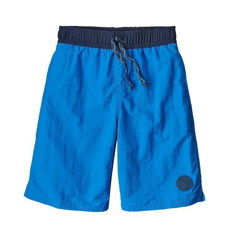 """Patagonia Boys' Papagayo Baggies Shorts - 8 1/2"""""""