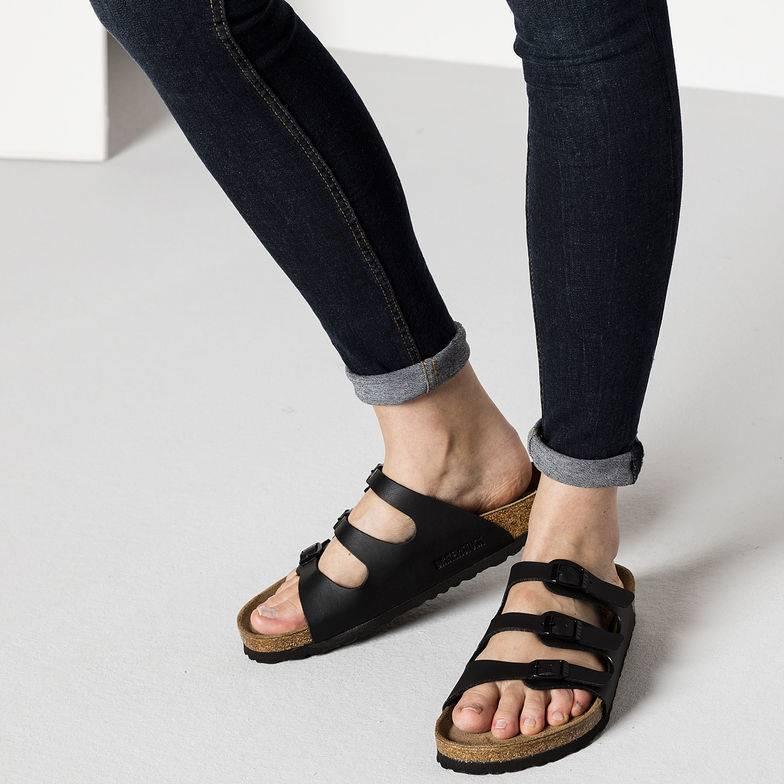 Birkenstock Florida Soft Footbed Birko-Flor Sandal