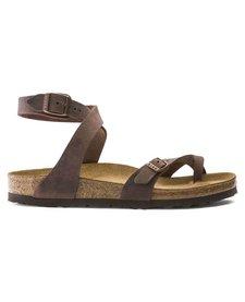 Yara Oiled Leather Sandal