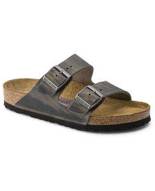 Arizona Soft Footbed Oiled Leather Sandal - Unisex