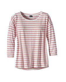 Women's Shallow Seas 3/4-Sleeved Top