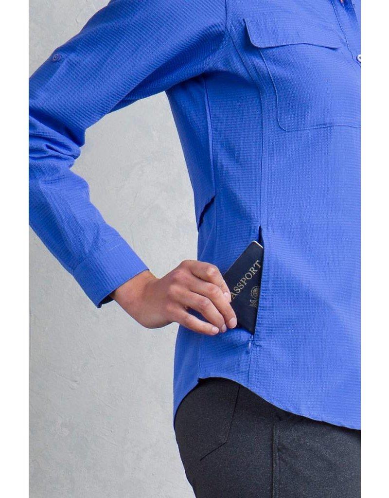Exofficio Women's Rotova Long Sleeve
