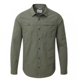 Craghoppers Men's Kiwi Trek Long Sleeve Shirt