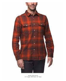 Men's Long Sleeve Arroyo Flannel Shirt