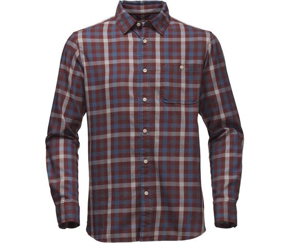 The North Face (TNF) Men's Hayden Pass Long Sleeve Shirt