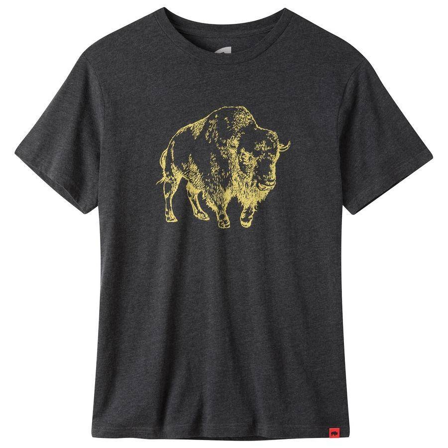 Mountain Khakis Men's Bison Illustration T-Shirt
