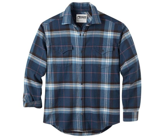 Mountain Khakis Men's Teton Flannel