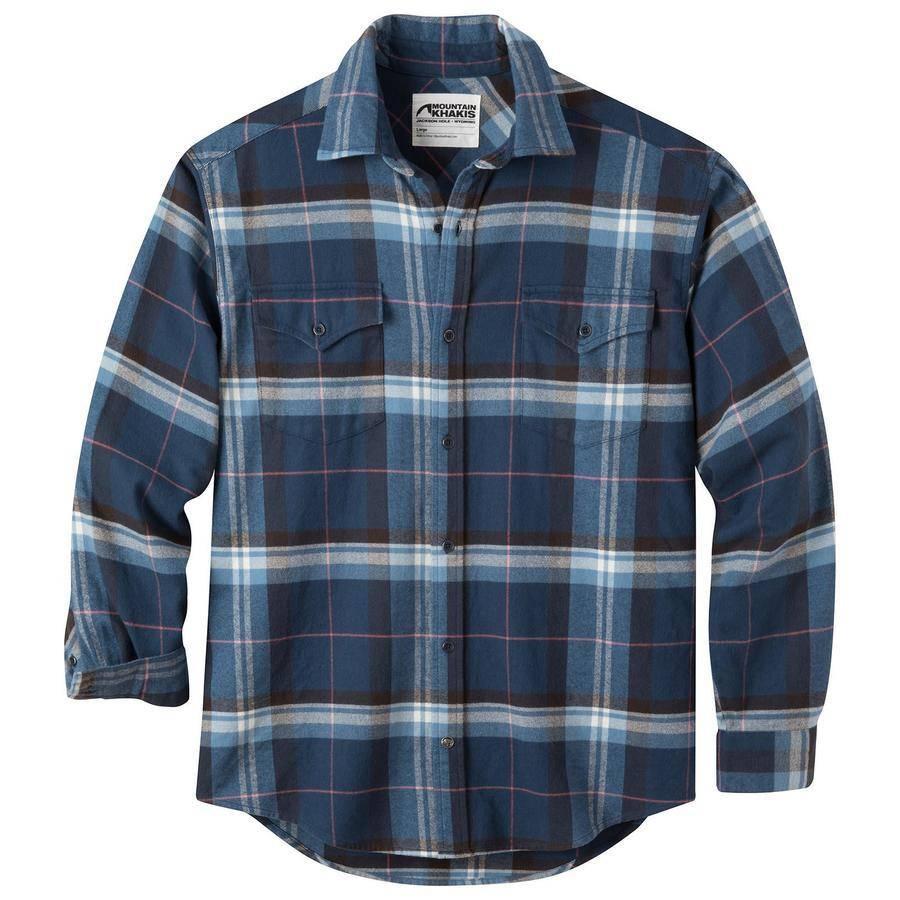 Mountain Khakis Men's Teton Flannel