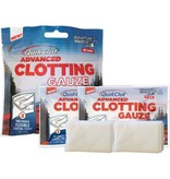 "Adventure Medical Kits QuikClot Advanced Clotting Gauze 3"" x 24"" (2 Pack)"