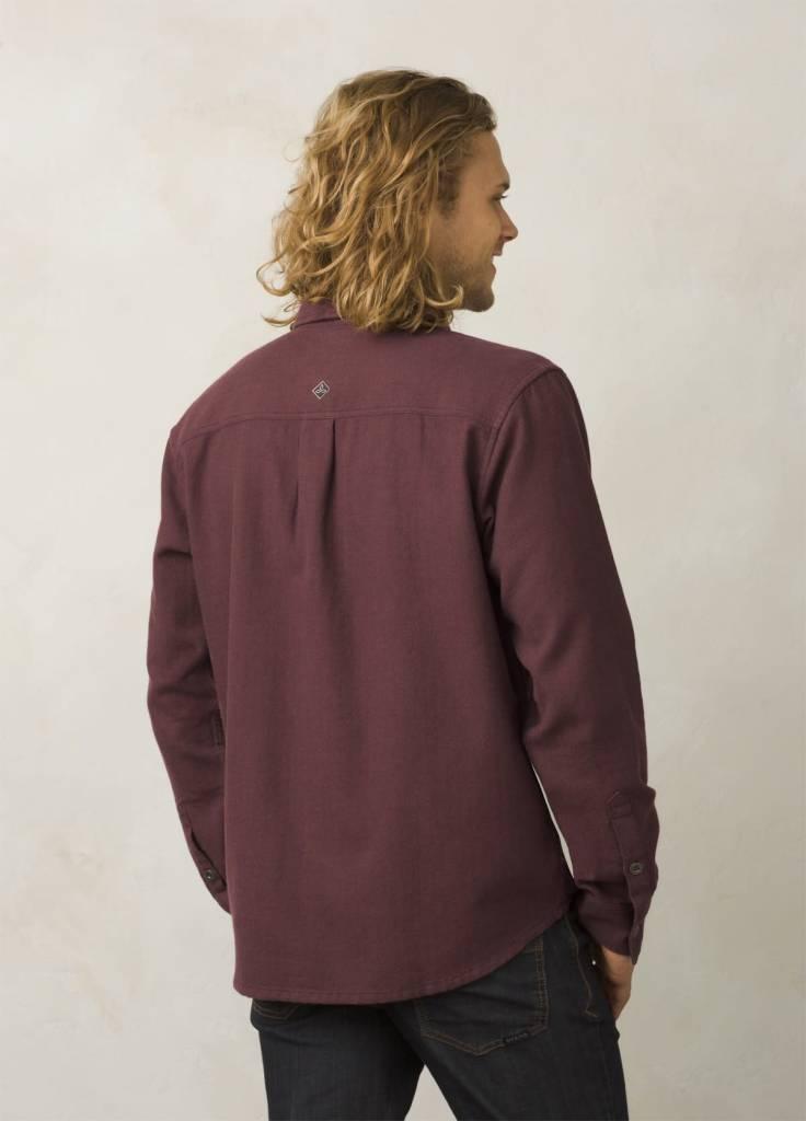 Prana Lybeck Flannel Shirt