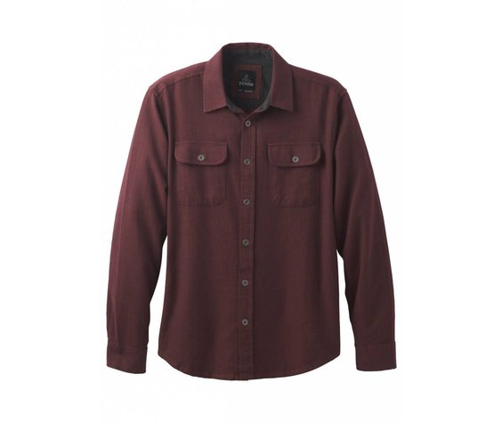 Prana Men's Lybeck Flannel Shirt
