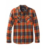Prana Asylum Long Sleeve Flannel Shirt