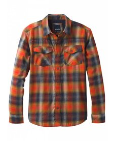 Asylum Long Sleeve Flannel Shirt