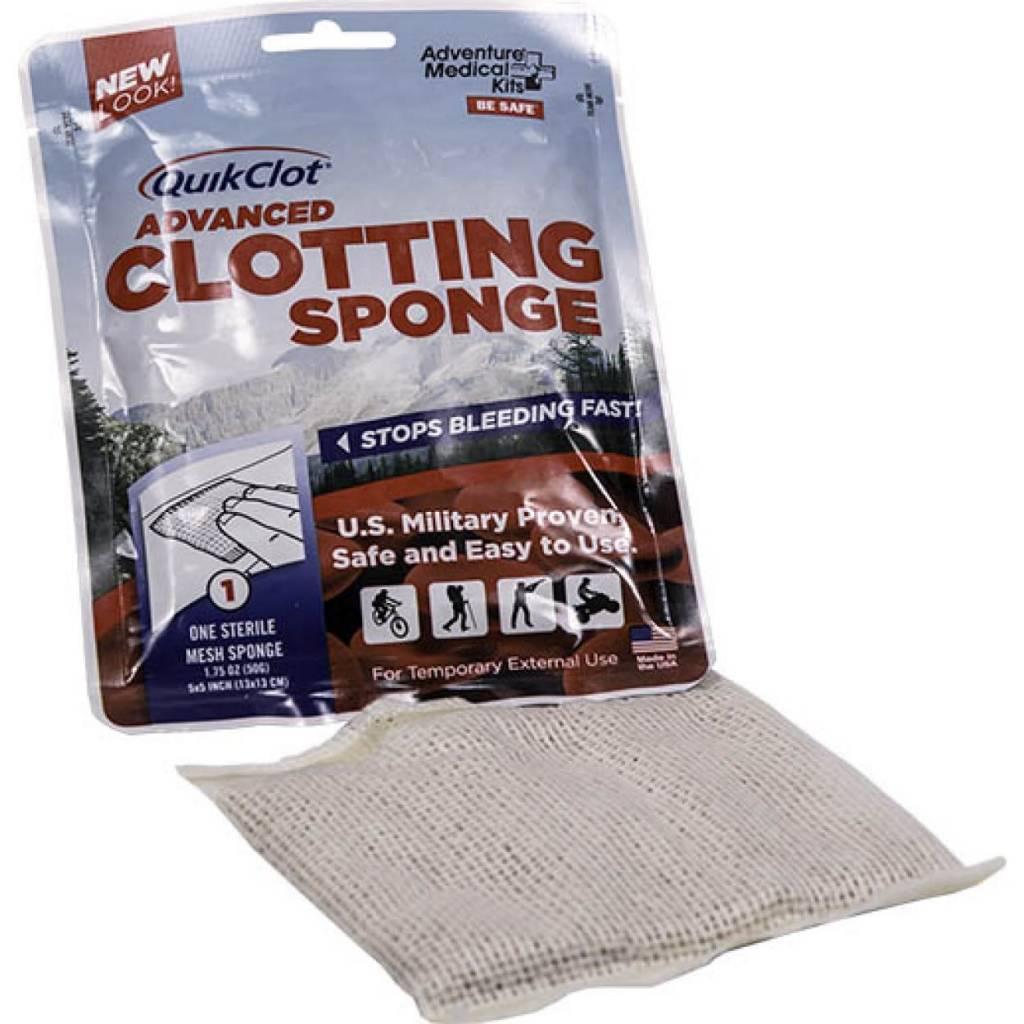 Adventure Medical Kits QuikClot Advanced Clotting Sponge 50G
