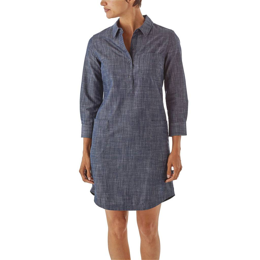 Patagonia Women's Rocky Peak Shirt Dress