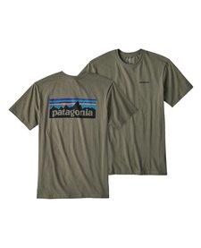 Men's P-6 Logo Cotton T-Shirt