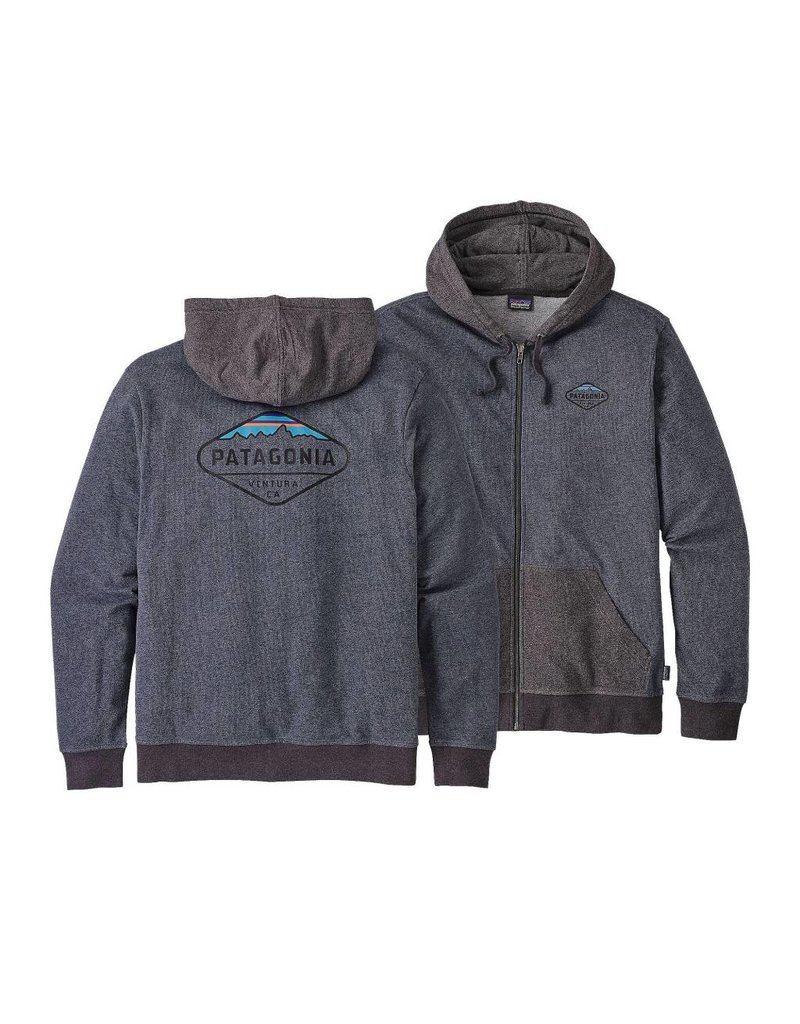 Patagonia Men's Fitz Roy Crest Lightweight Full-Zip Hoody
