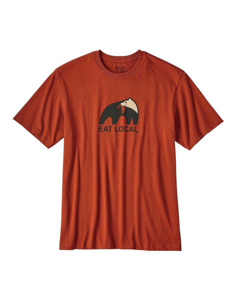 Patagonia Men's Eat Local Upstream Cotton T-Shirt