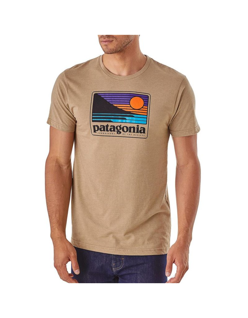 Patagonia Men's Up & Out Cotton/Poly T-Shirt