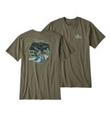 Patagonia Men's Rainforest Fed Cotton/Poly Responsibili-Tee