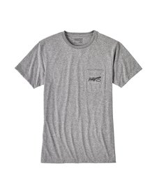 Men's Splitter Script Rec. Poly Pocket Responsibili-Tee