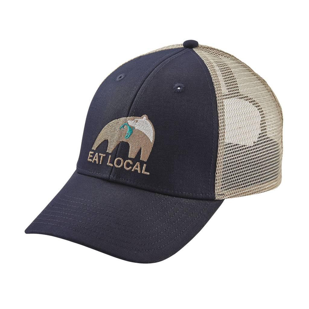 Patagonia Eat Local Upstream LoPro Trucker Hat