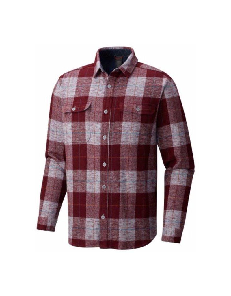 Mountain Hardwear Men's Walcott Long Sleeve Shirt