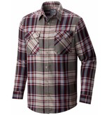 Mountain Hardwear Men's Trekkin Flannel Long Sleeve Shirt