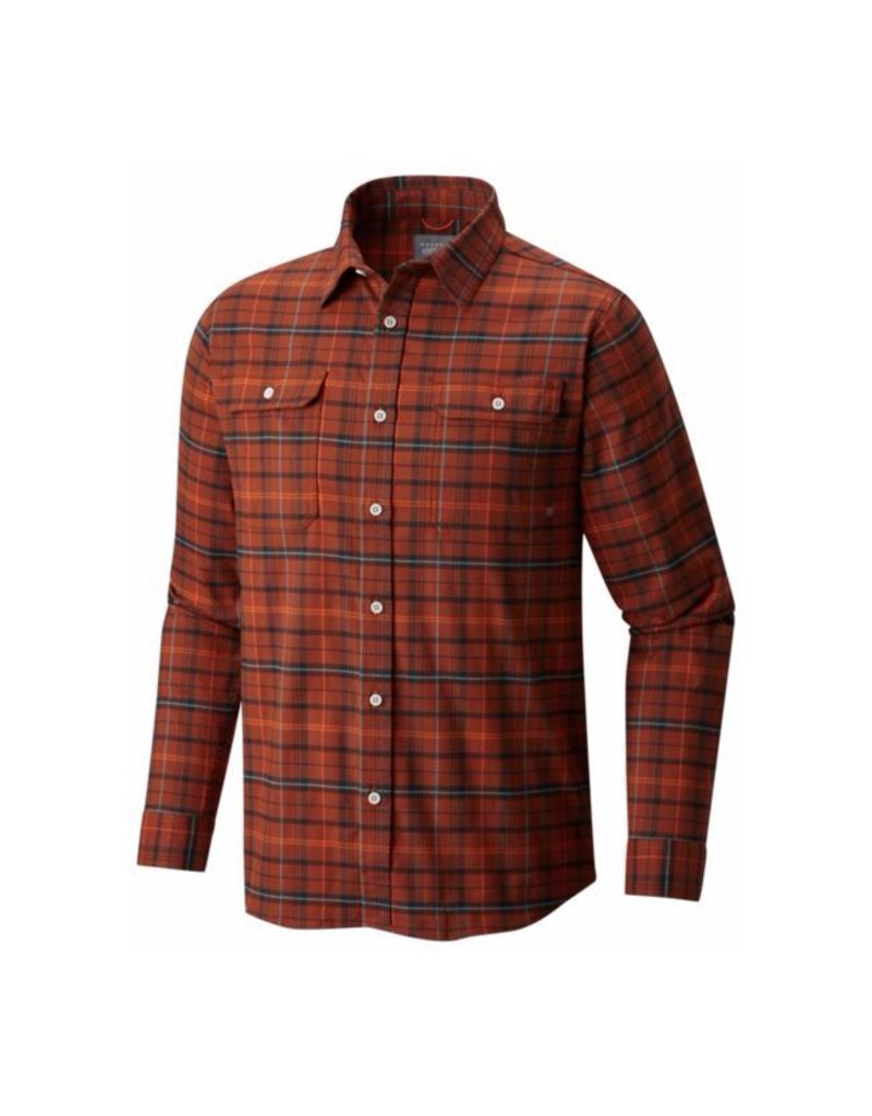Mountain Hardwear Men's Stretchstone Long Sleeve Shirt