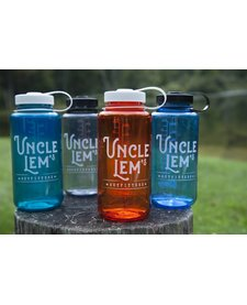 Uncle Lem's 32 oz Nalgene Bottle
