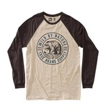 Hippy Tree Grizzly Long Sleeve Tee