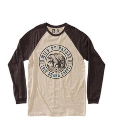 Grizzly Long Sleeve Tee
