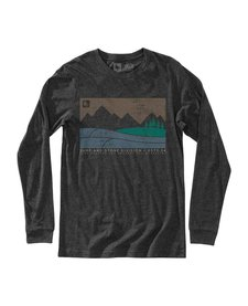 Men's Boundary Long Sleeve Tee