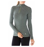 SmartWool Women's Merino 250 Base Layer Pattern 1/4 Zip