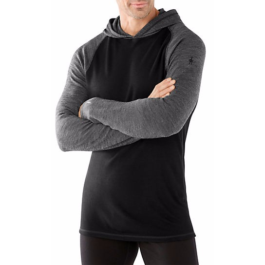 SmartWool Men's Merino 250 Baselayer Pattern Hoody