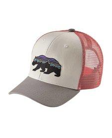 Kids Trucker Hat Fitz Roy Bear