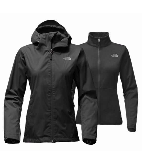 The North Face (TNF) Women's Arrowood Triclimate Jacket